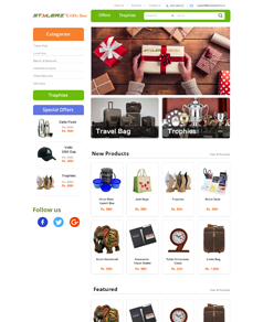 ecommerce website maker india
